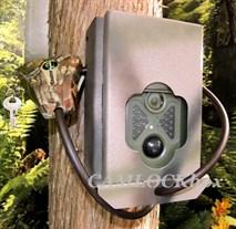 USA Trail Cams Patriot Security Box